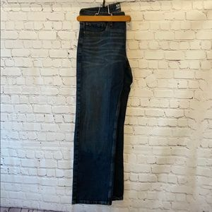 Levi Strauss signature relaxed fit 5 pocket jeans